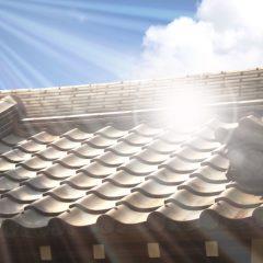 屋根はメンテナンスが必要です。